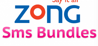 Free SMS to Zong